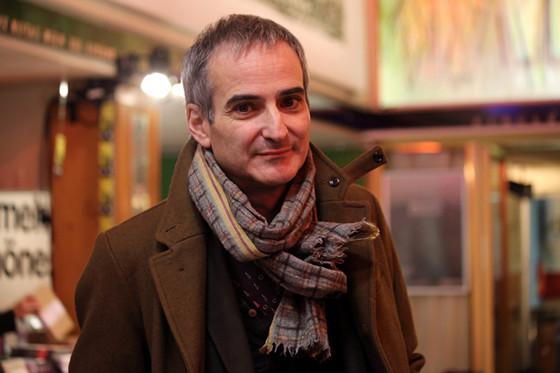 Olivier Assayas presenting 'Après mai' at Viennale 2012