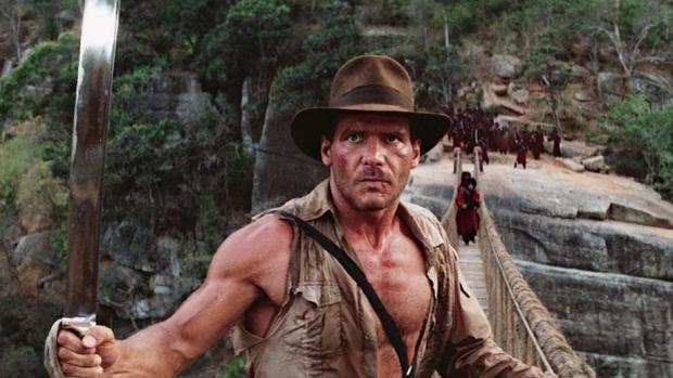 The bridge from Indiana Jones and the Temple of Doom