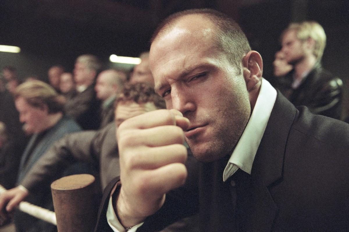 Jason Statham in Snatch (2000)