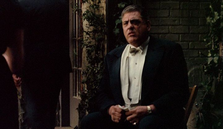 Luca Brasi in The Godfather (1972)