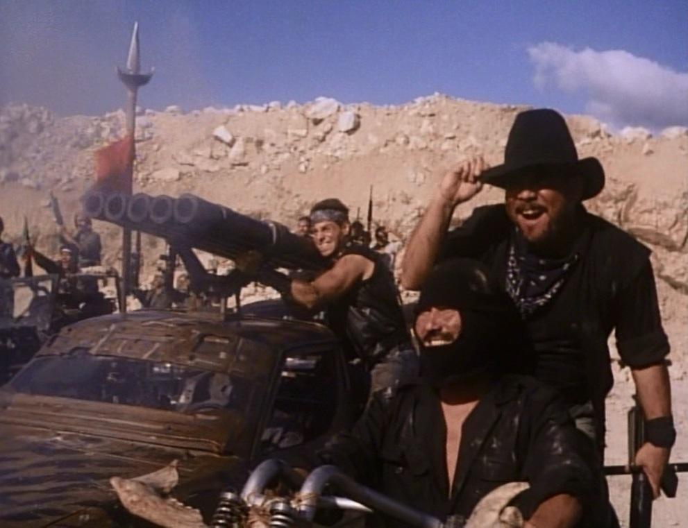 Raiders of the Sun (1992)
