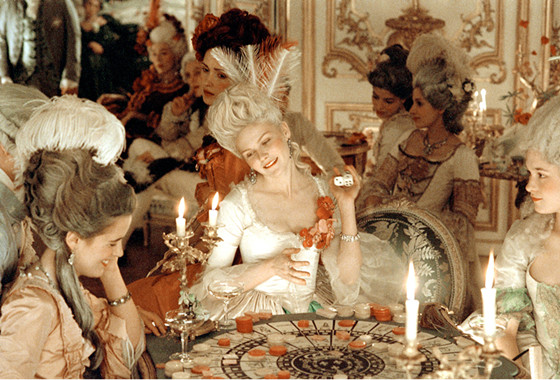 C267-16 - From l to r: Sarah Adler, Rose Byrne, Kirsten Dunst, and Mary Nighy in Columbia PicturesÕ Marie Antoinette. Photo Credit: Leigh Johnson **ALL IMAGES ARE PROPERTY OF SONY PICTURES ENTERTAINMENT INC. FOR PROMOTIONAL USE ONLY. SALE, DUPLICATION OR TRANSFER OF THIS MATERIAL IS STRICTLY PROHIBITED.