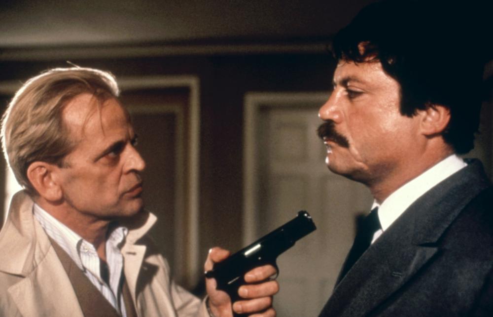 VENOM, Klaus Kinski, Oliver Reed, 1981, (c)Paramount