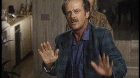 Jack Nicholson in Man Trouble (1992)