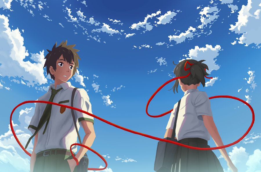 7 Reasons Why Your Name Is The Best Animated Movie Of 2016 Taste Of Cinema Movie Reviews And Classic Movie Lists
