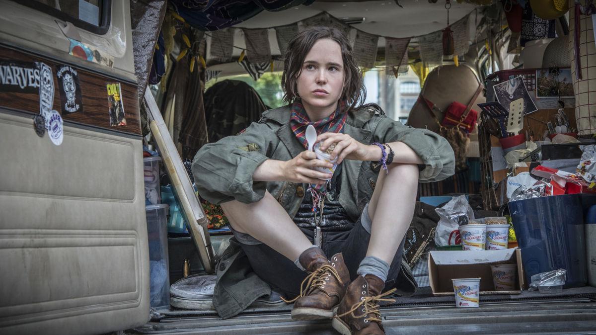 Ellen Page - Tallullah