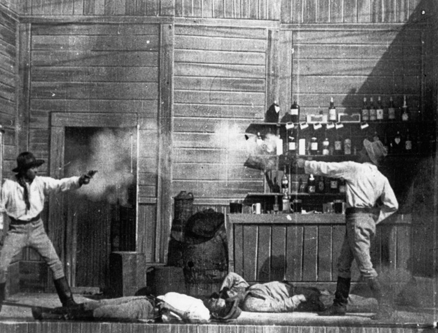 The Story Of The Kelly Gang (1907)