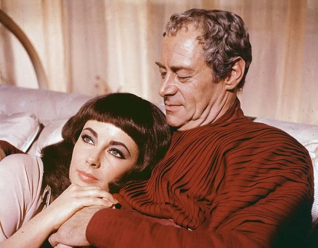 Rex Harrison - Cleopatra (1964)