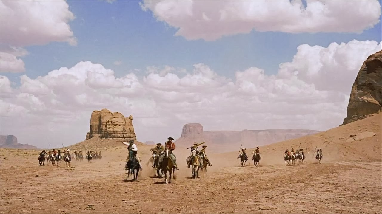 "5 Reasons Why ""The Searchers"" is the Best American Western Movie of All  Time 