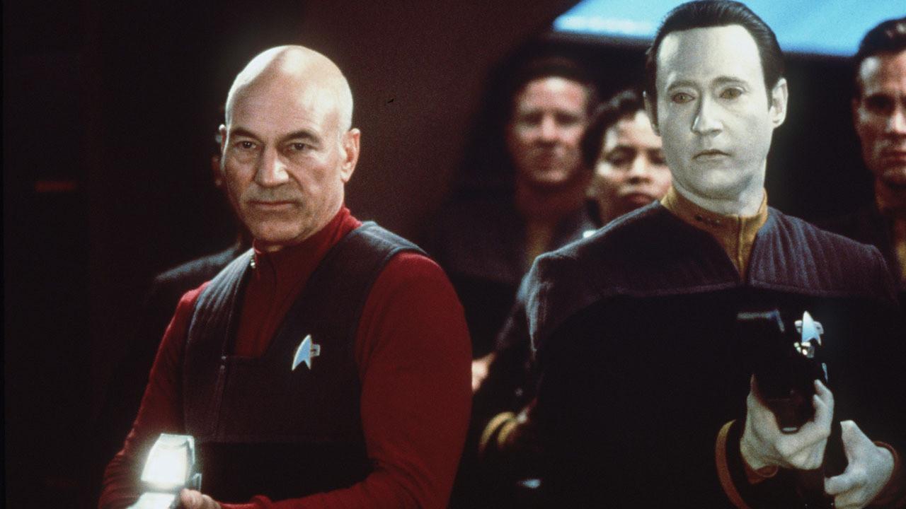 Star Trek First Contact (1996)