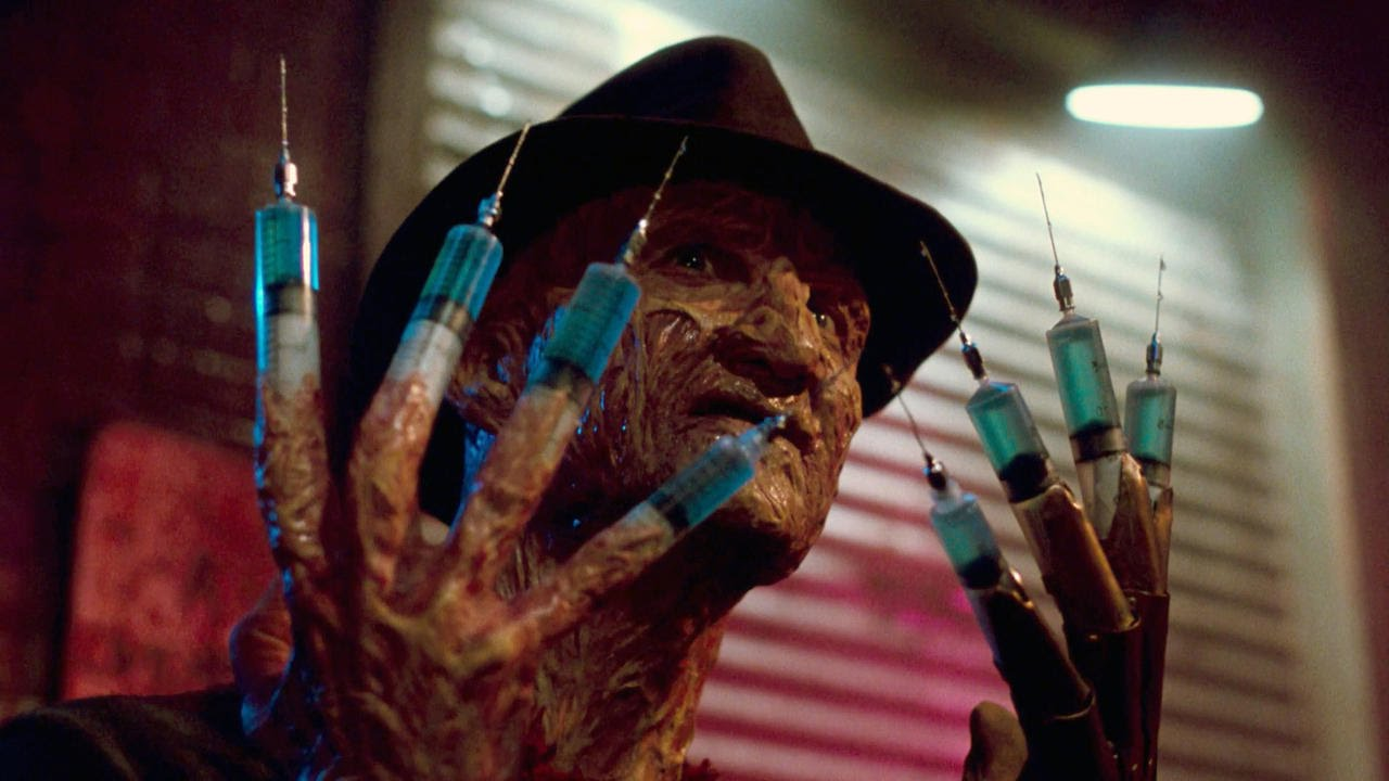 A Nightmare on Elm Street 3 Dream Warriors (1985)