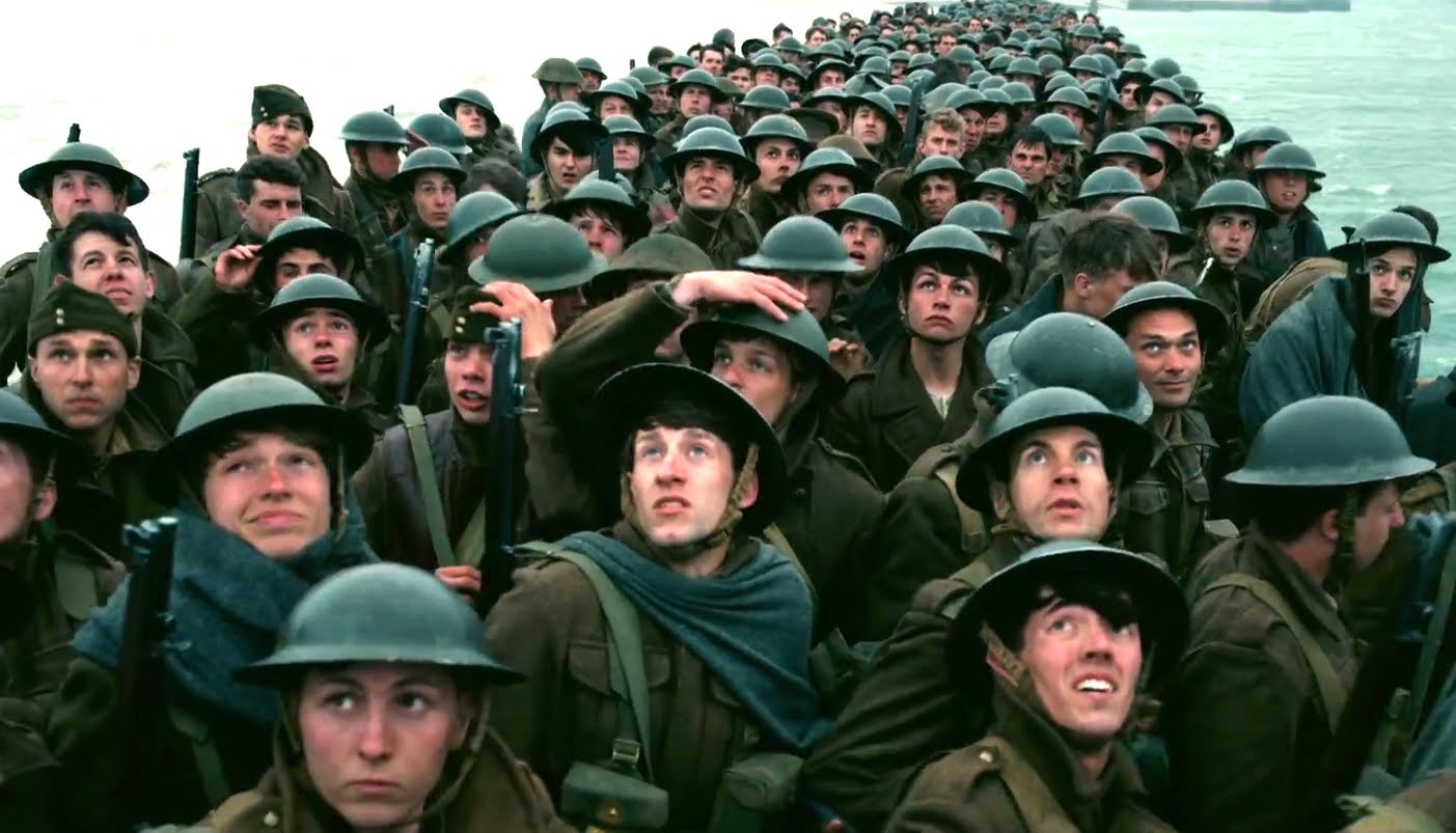 """6 Reasons Why """"Dunkirk"""" Is One of the Greatest War Movies"""