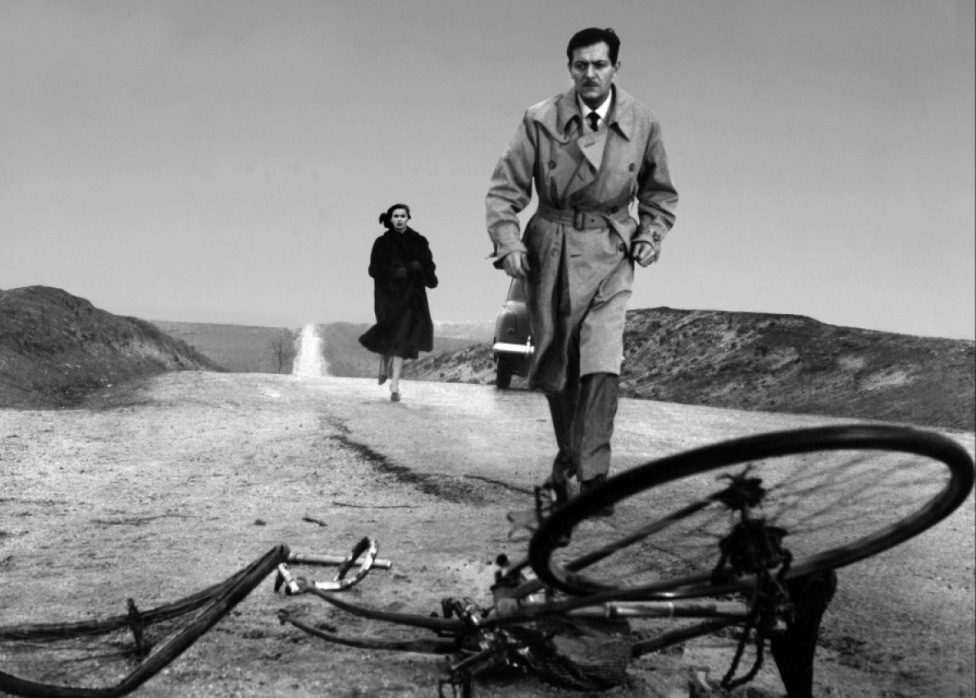 Death of a Cyclist (1955)