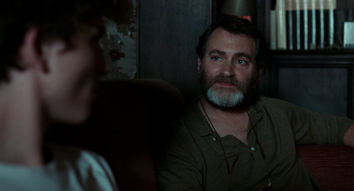 Fatherly Advice - Call Me by Your Name (2017)